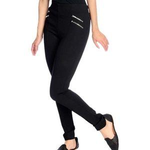 Kate & Mallory (QVC) high density skinny leggings